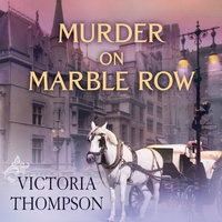 Murder on Marble Row - Victoria Thompson
