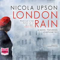 London Rain - Nicola Upson