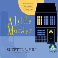 A Little Murder - Suzette A. Hill