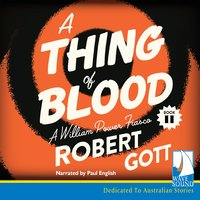 A Thing of Blood - Robert Gott