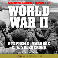 American Heritage History of World War II - Stephen E. Ambrose,C.L. Sulzberger