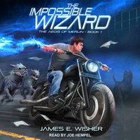 The Impossible Wizard - James E. Wisher