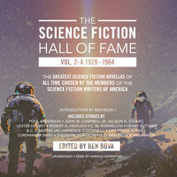 The Science Fiction Hall of Fame, Vol. 2-A - H.G. Wells,Poul Anderson,others