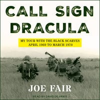 Call Sign Dracula - Joe Fair