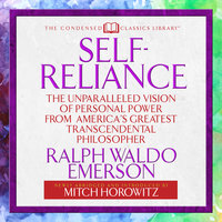Self-Reliance - Ralph Waldo Emerson