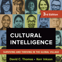 Cultural Intelligence - Kerr C. Inkson,David C. Thomas