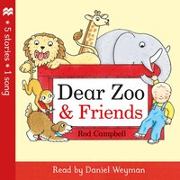 Dear Zoo and Friends Audio - Rod Campbell