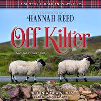 Off Kilter - Hannah Reed