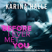 Before I Ever Met You - Karina Halle