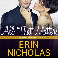 All That Matters - Erin Nicholas