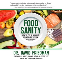 Food Sanity - David Friedman