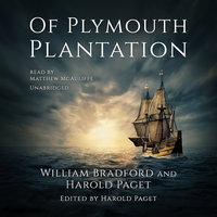 Of Plymouth Plantation - William Bradford
