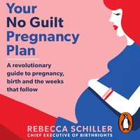 Your No Guilt Pregnancy Plan: A revolutionary guide to pregnancy, birth and the weeks that follow - Rebecca Schiller