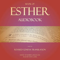 Book of Esther Audiobook: From The Revised Geneva Translation - Robert J. Bagley