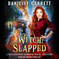 Witch Slapped - Danielle Garrett