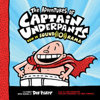 Captain Underpants #1: The Adventures of Captain Underpants - Dav Pilkey