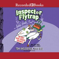 Inspector Flytrap in the Goat Who Chewed Too Much - Tom Angleberger