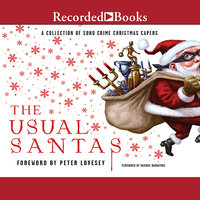 The Usual Santas - Helene Tursten, Cara Black, Peter Lovesey, Mick Herron