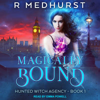Magically Bound - Rachel Medhurst