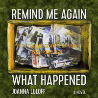Remind Me Again What Happened - Joanna Luloff