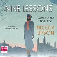 Nine Lessons - Nicola Upson