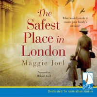The Safest Place in London - Maggie Joel