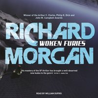 Woken Furies - Richard Morgan