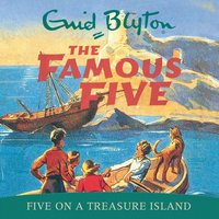 Five On A Treasure Island - Enid Blyton