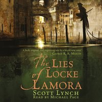 The Lies of Locke Lamora - Scott Lynch