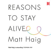 Reasons to Stay Alive - Matt Haig