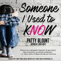 Someone I Used to Know - Patty Blount