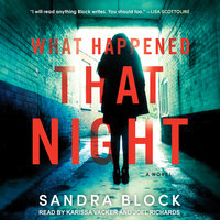 What Happened That Night - Sandra Block