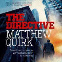 The Directive (Mike Ford 2) - Matthew Quirk