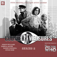 Counter-Measures - Series 02 - Mark Wright, Cavan Scott, Matt Fitton, John Dorney, James Good