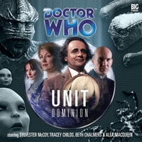 Doctor Who - UNIT: Dominion - Nicholas Briggs,Jason Arnopp