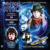 Doctor Who - The 4th Doctor Adventures 1.2 The Renaissance Man - Justin Richards