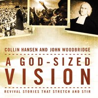 A God-Sized Vision - Collin Hansen,John D. Woodbridge