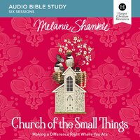Church of the Small Things: Audio Bible Studies - Melanie Shankle