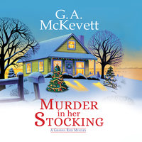 Murder in Her Stocking - G. A. McKevett