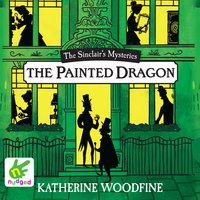 The Painted Dragon - Katherine Woodfine