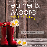 Where I Belong - Heather B. Moore