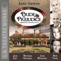 Pride and Prejudice (2012) - Jane Austen,Christina Calvit