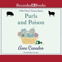 Purls and Poison - Anne Canadeo