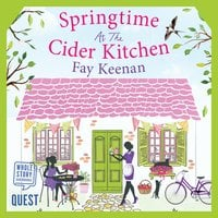 Springtime at the Cider Kitchen - Fay Keenan
