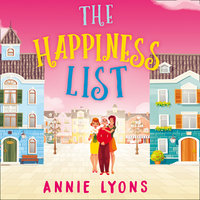 The Happiness List - Annie Lyons