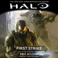 HALO: First Strike - Eric Nylund