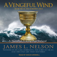 A Vengeful Wind - James L. Nelson
