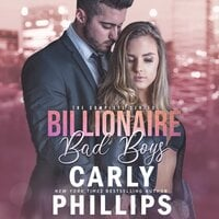 Billionaire Bad Boys Box Set - Carly Phillips