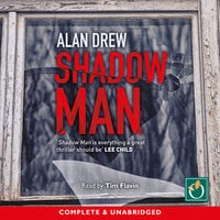 Shadow Man - Alan Drew