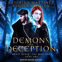 Demons and Deception - Katerina Martinez,Tansey Morgan